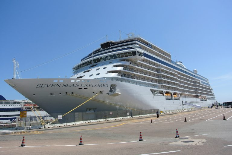 Olbia, North Sardinia: The first Italian port to welcome Seven Seas Explorer in her inaugural voyage - Κεντρική Εικόνα