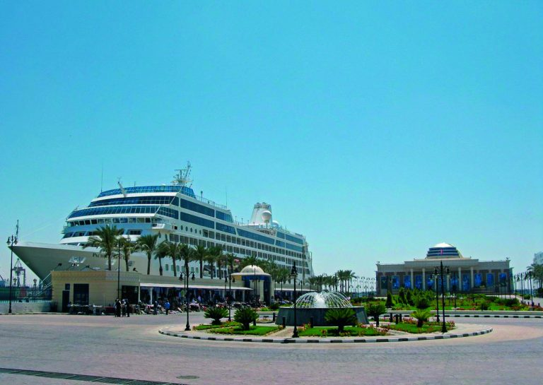 Egyptian cruise ports premiere - Κεντρική Εικόνα