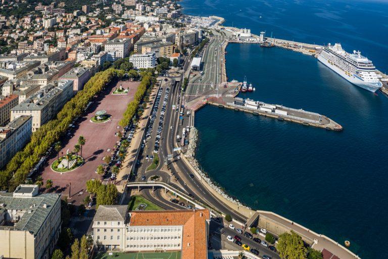 Port of Bastia hosts Seven Seas Explorer maiden call in Corsica - Κεντρική Εικόνα