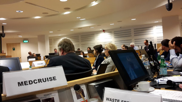 The EU revises its PRF Directive: MedCruise shapes its content & invites cruise ports to share their views - Κεντρική Εικόνα