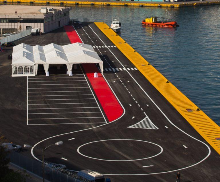 Port of Piraeus inaugurates new cruise pier - Κεντρική Εικόνα