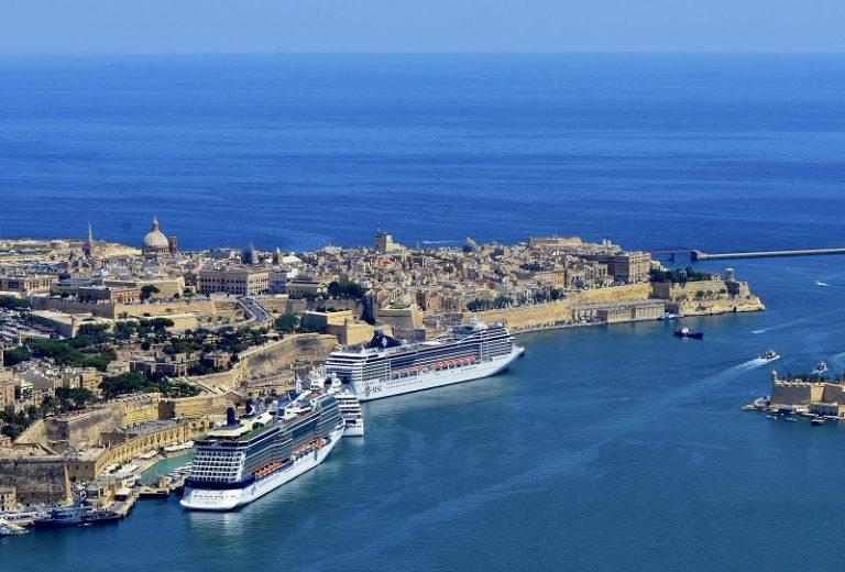 MedCruise member Valletta Cruise Port celebrates record year for cruising in Malta - Κεντρική Εικόνα