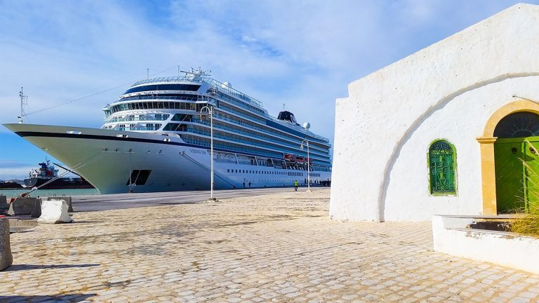 La Goulette Cruise Terminal reports excellent cruise results for the first quarter of 2017 - Κεντρική Εικόνα