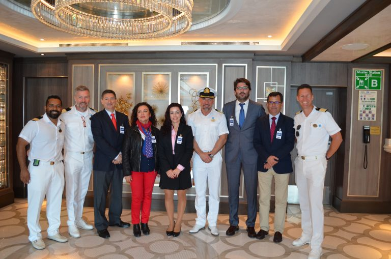 Cartagena welcomes more than 5.000 cruise passengers in one day! - Κεντρική Εικόνα