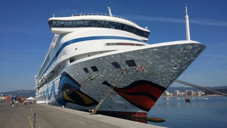 Port of Palamos to welcome 8,000 passengers with six calls from AIDA - Κεντρική Εικόνα