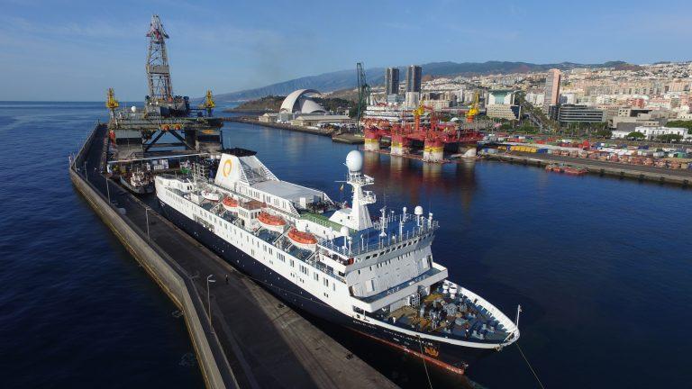 Tenerife, cruise ships reparation port - Κεντρική Εικόνα