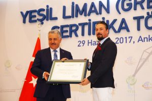 Kusadasi and Bodrum achieve 'Green Port' certification  - Κεντρική Εικόνα