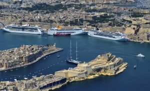 Valletta Cruise Port named as Top-Rated Mediterranean Cruise Destination - Κεντρική Εικόνα