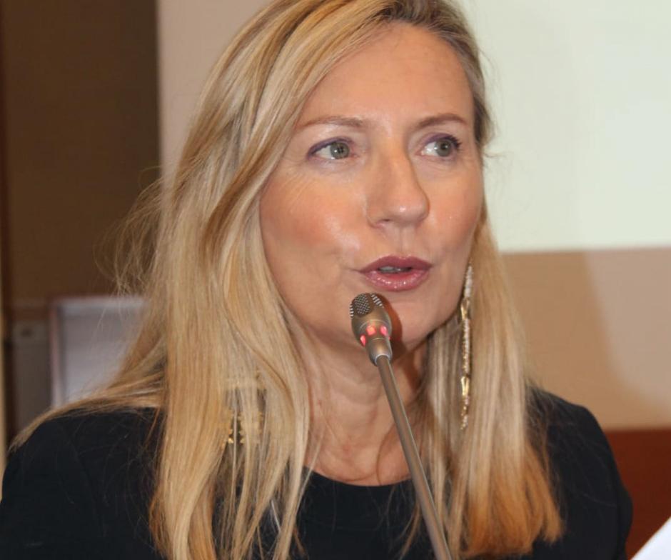 Valeria Mangiarotti appointed as MedCruise Senior Vice President  (October 2020)
